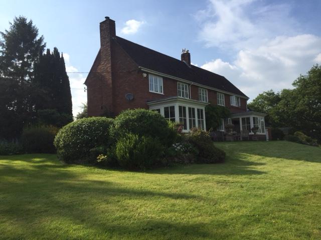 Beautiful retreat house